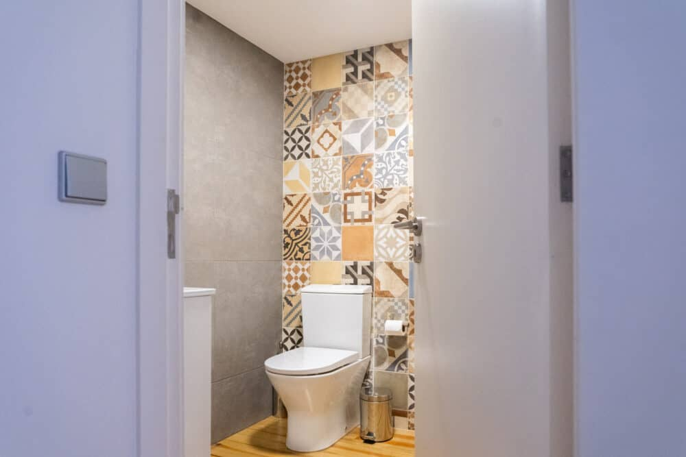 airbnb wc