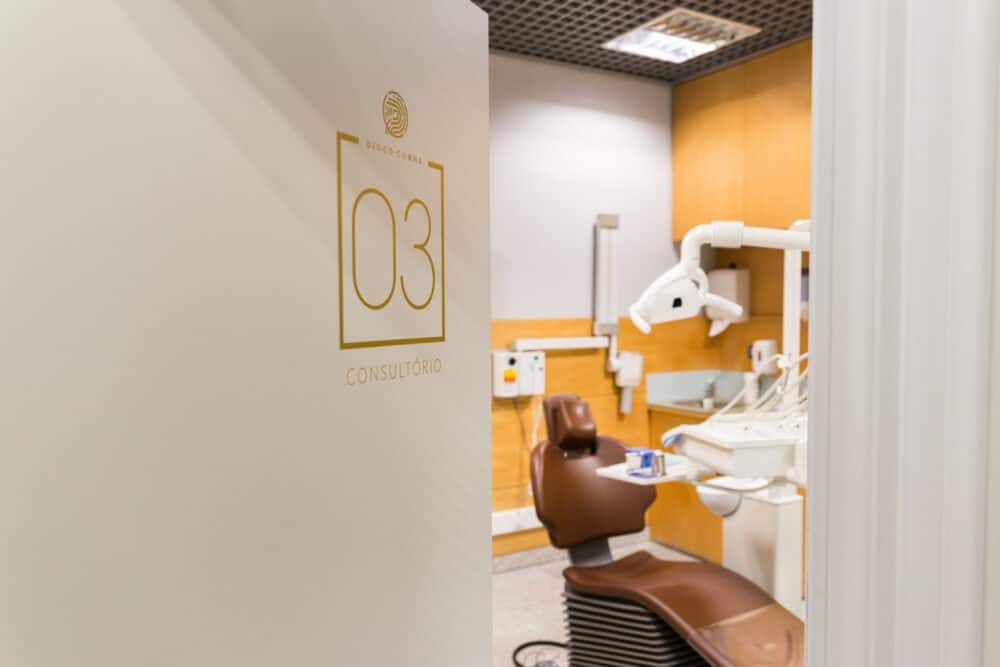 clinica dentista cadeira